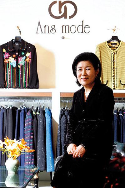 여성을 위한 기업 일구는 패션 디자이너 안윤정