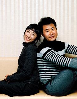 세상 뜬 어머니가 맺어준 '운명 같은 사랑' 탤런트 손종범·이인영 부부