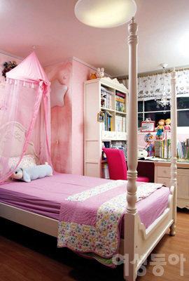 공간 활용이 돋보이는 독자 4인의 실용만점 아이 방 인테리어