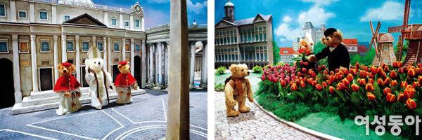 테디베어와 함께 떠나는 세계여행~Teddy & Friends