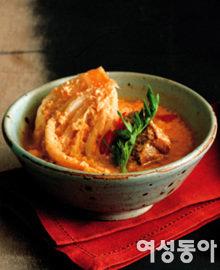 맛있게 잘~익은 김장김치로 만든 별미 요리
