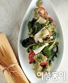 오일나라 포도씨오일 & 올리브오일로 만든 건강 요리