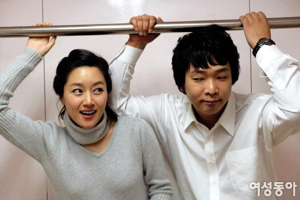 설레는 마음으로 첫아기 기다리는 박준형·김지혜