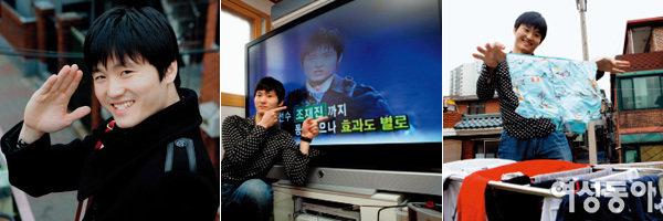 삼천빡 투어, 냉수마찰로 화제 모은 '대빡이' 김대범