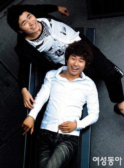 개그맨 김주철·주현 형제