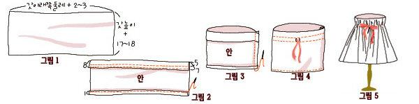 초보자도 쉽게 만드는~ 따뜻한 겨울 소품 D.I.Y 35