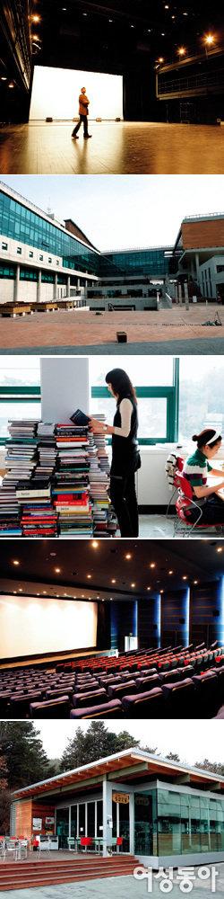 한국예술종합학교 캠퍼스투어