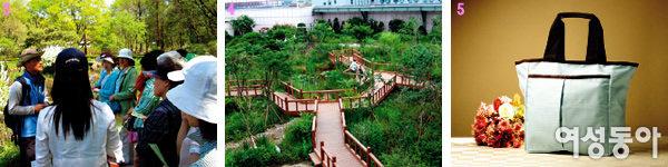 롯데백화점의 친환경 캠페인
