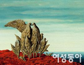 초현실주의의 거장' 르네 마그리트 전