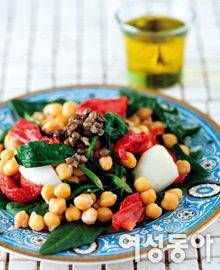 먹을수록 건강해지는 그리스 요리