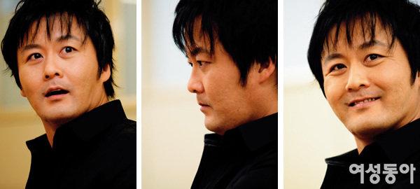 드라마 '달자의 봄'에서 '바람둥이'로 눈길 끄는 공형진