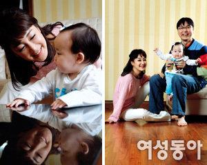 기상캐스터 출신 방송인 김혜은·김인수 부부
