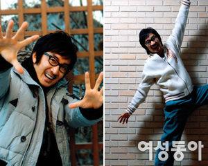 2기 대장암 이겨낸 탤런트 김승환