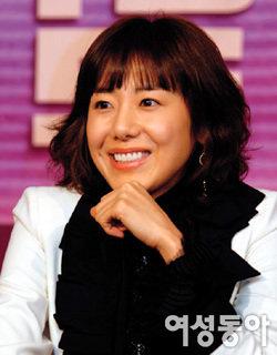 KBS 주말드라마 '행복한 여자' 주연 맡은 윤정희