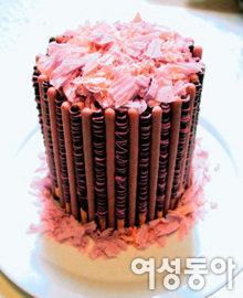 발렌타인데이 초콜릿 & 케이크