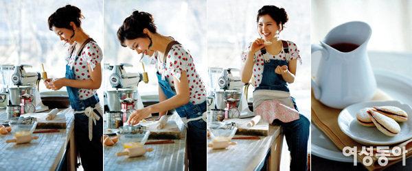 아나운서 백승주와 함께한 맛있는 수다 Sweet Home Baking