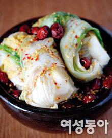 종갓집 김치 맛내기 비법