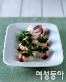 입맛 살리고 기운 돋우는~ 生生 봄나물 요리
