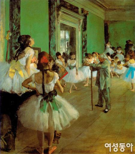 발레리나들의 끝없는 열정과 노력 담은 '발레 교습'