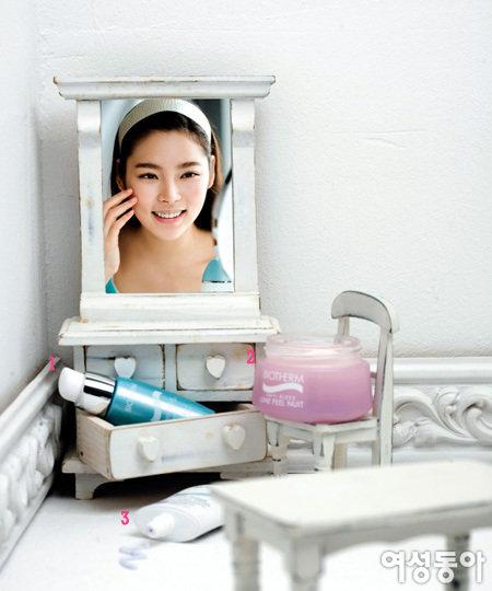 맨얼굴이 더 예쁜 박시연의 뷰티 시크릿