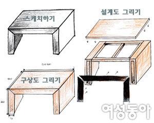 15분만에 뚝딱! 초간단 책꽂이 DIY