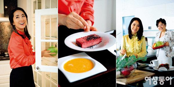 탤런트 윤유선 & 요리연구가 박연경의 즐거운 요리 수다 ♥ 열여섯 번째