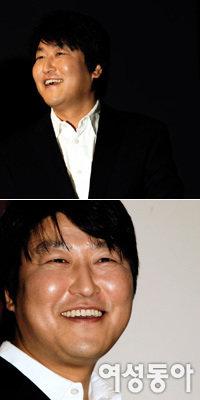 영화 '우아한 세계'에서 조폭이지만 가족 위해 헌신하는 '조폭'가장 역 맡은 송강호