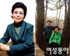 박근령 육영재단 이사장·신동욱 교수 남다른 러브스토리