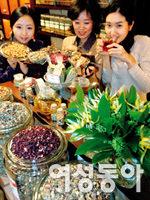 경포 벚꽃길 & 봉평 허브나라 외