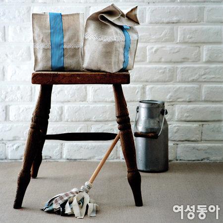 친환경 패브릭 주방 소품