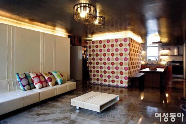 인테리어 디자이너 이지순의 41평 아파트