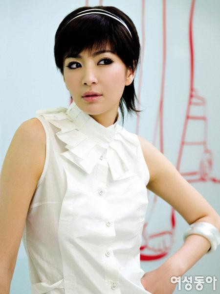 탤런트 윤해영의 패션 & 뷰티 이야기