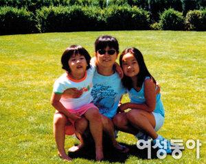 세 아이와 5년째 캐나다에서 유학 중인 개그우먼 이성미 '현지 생활 생생 인터뷰'