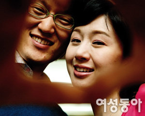세 살 연하 MBC 라디오 엔지니어와 결혼한 개그우먼 김미진
