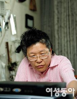 화가 김점선이 처음 털어놓은 '임신, 육아, 건강하게 자란 아들 이야기'
