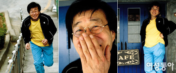 드라마 '하얀 거탑'에서 인상적인 연기 펼친 김창완