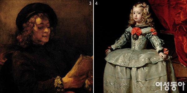 렘브란트와 바로크거장들 - 비엔나미술사박물관전