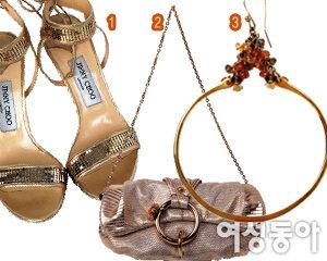 도발적인 김희애 패션 & 뷰티 시크릿