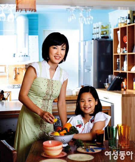 최영주 아나운서에게 배우는 아이 교육법 & 건강 요리 레시피