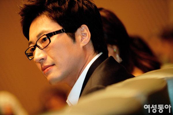 '백마 탄 왕자'에서'악질 사채업자'로 변신~ 박신양