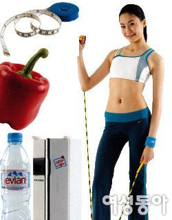 2주 안에 3kg 빼는 집중 다이어트 플랜