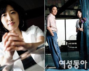 작가 권지예·미술평론가 김종근 부부