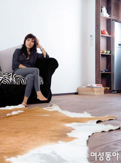 패션 디자이너 이은우의 원남동 집