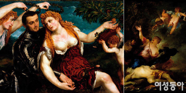 비엔나미술사박물관전-렘브란트와 바로크 거장들