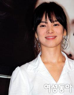 기생 황진이로 변신, 성숙한 여인의 매력 보여준 송혜교