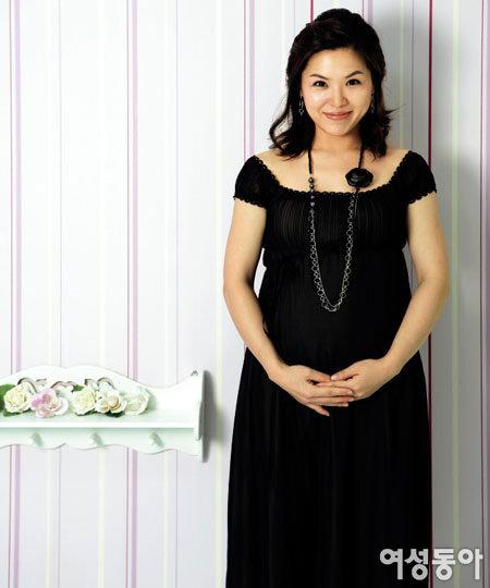 올가을 셋째 아이 낳는 김지선