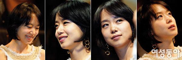칸영화제 여우주연상 수상한 배우 전도연