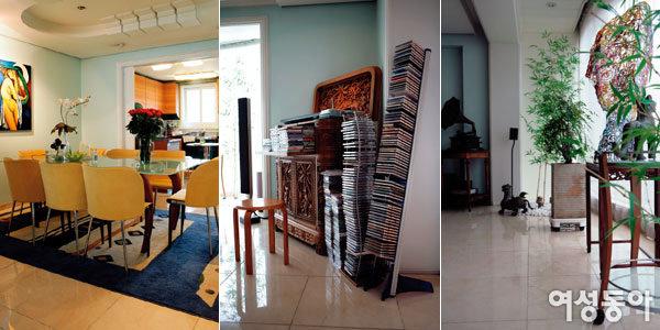 디자이너 케이 킴의 논현동 집