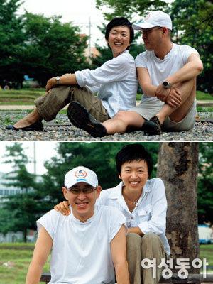 다니던 회사 그만두고 도보여행 다녀온 김종휘·차승민 부부