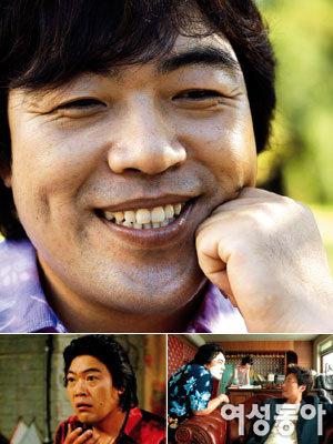 SBS '쩐의 전쟁'에서 사채업자 '마동포'로 인기몰이~ 이원종